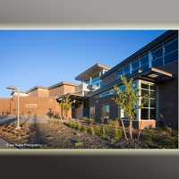 Cottonwood Elementary-main entry