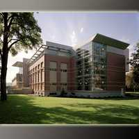 Gonzaga University Science Building-exterior
