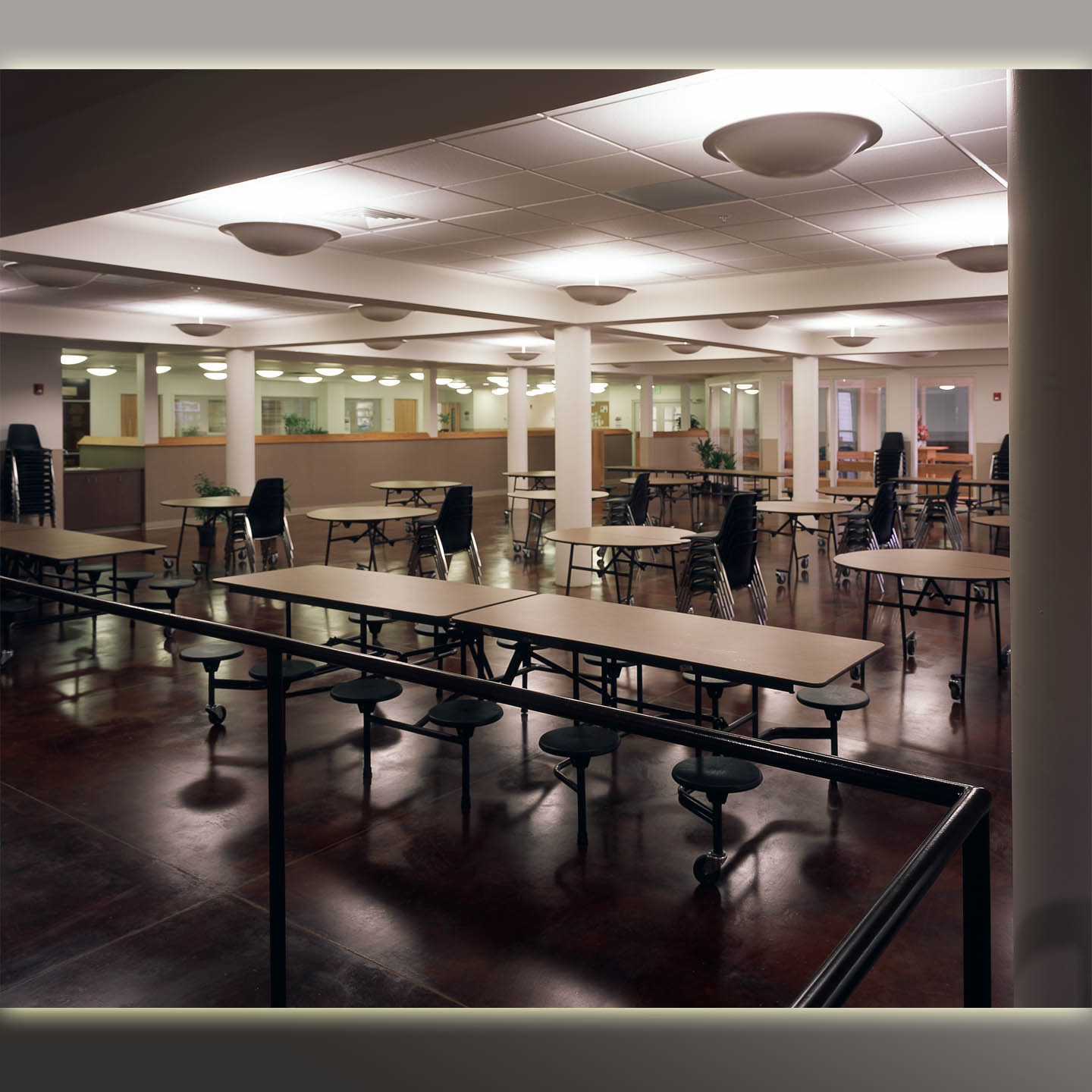 Housing for House dining hall images